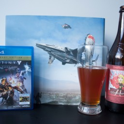 Destiny with Dogfish Head's Kvasir