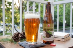 Firewatch with New Belgium Brewing Company's Ranger IPA