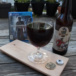 Uncharted 4 with Heavy Seas' Plank IV