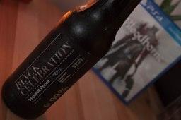 Bloodborne with Adroit Theory Brewing Company's BLVCK Celebration