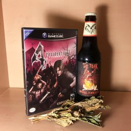 Resident Evil 4 with Flying Dog Brewery's The Fear
