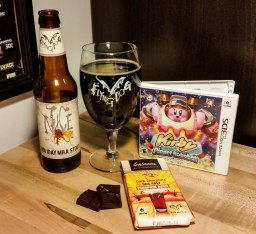Weekly Brews and Reviews: Kirby, Pumpkin Spice, and Flying Dog's Nice