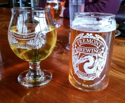 Brewery Field Trips: Fremont Brewing