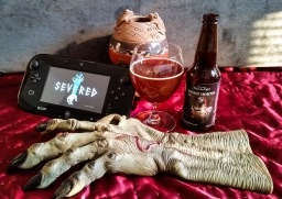 Severed with Dieu Du Ciel's Rigor Mortis Abt