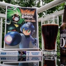 Video Game Comics Corner: A Darker Shade of Blue