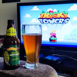 Weekly Brews and Reviews: Hop Bombs and Puzzle Games