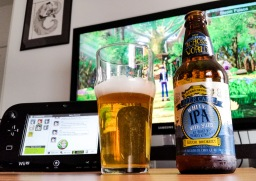 Tokyo Mirage Sessions #FE with Sierra Nevada/Kiuichi Brewery's Yuzu White IPA