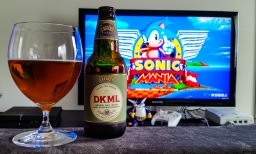 Weekly Brews and Reviews: Sonic Mania, It Works Every Time