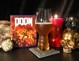 Doom with Founders Brewing Company's Doom