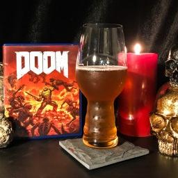 Doom with Founders Brewing Company's Doom