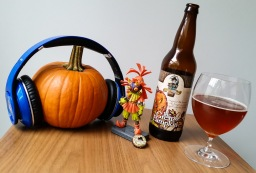 Haunting Video Game Music and Spooky Beers for Halloween