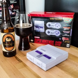 Digital Drafts Spooky Games Month -Preferred Ghouls and Ghosts of the SNES Classic