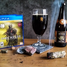 Weekly Brews and Reviews: A Smoked Porter to Restore The Ashen One