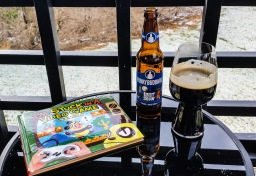 Weekly Brews and Reviews: Stuck in the Last Snow