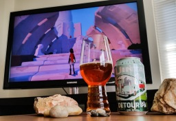 Weekly Brews and Reviews: Detours and Shipwrecks